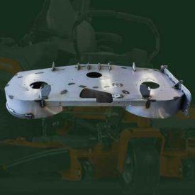 Fabricated Mower Decks
